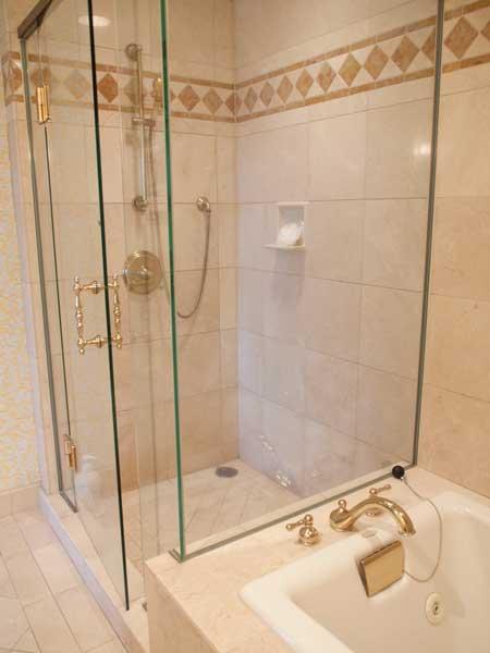 ミラコスタ テラスルーム シャワーブース