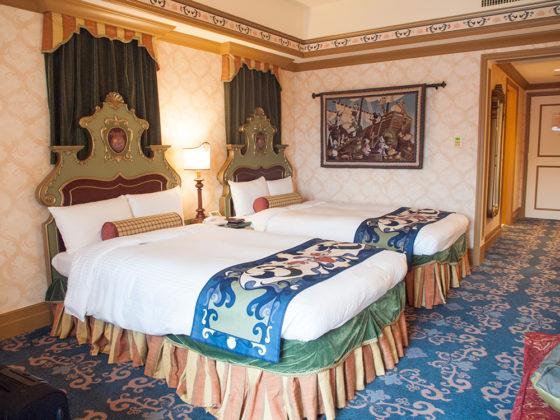 ミラコスタ リニュアル ベッド