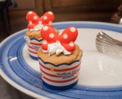 ミニー カップケーキ