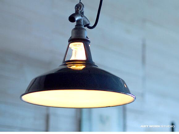 購入した照明器具の画像