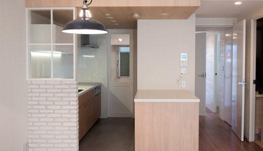 WEB内覧会【キッチン】床暖房とディスポーザーはリノベのネック?