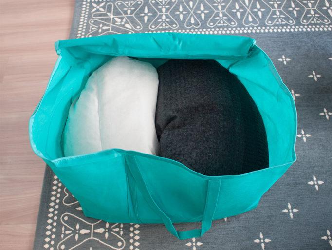 クロークネットのバッグ
