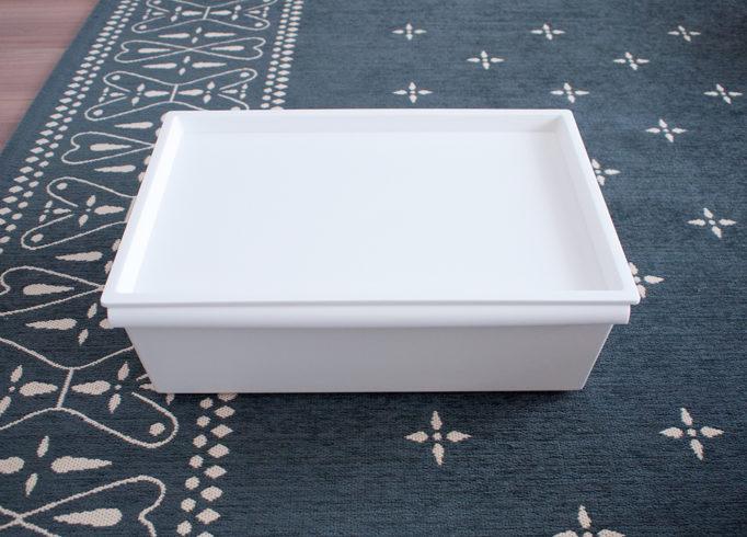 justit コンテナ シンプル収納ボックス