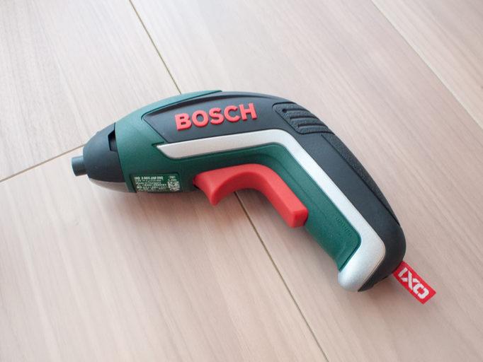 BOSCH 電動ドライバー