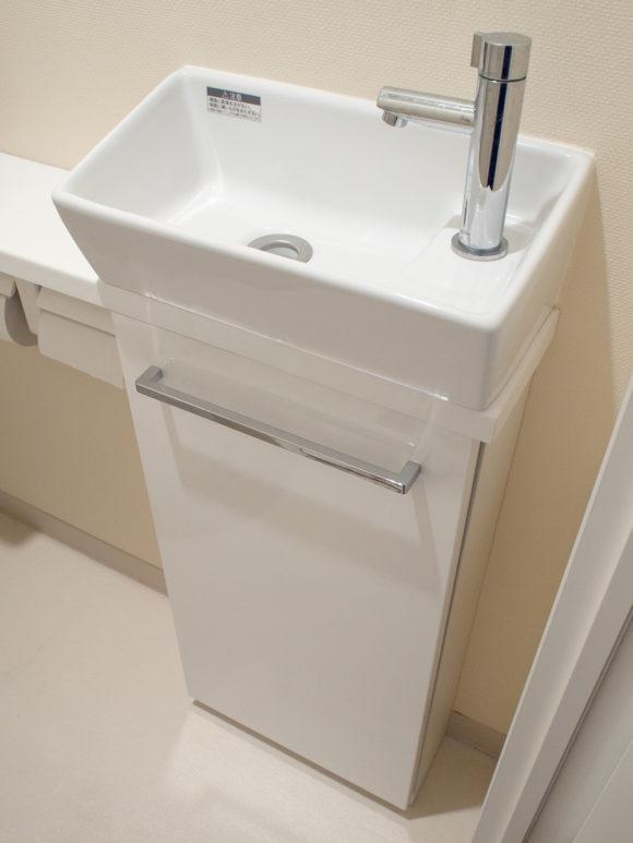手洗い場下 収納