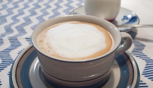ネスプレッソのエアロチーノでおうちカフェが充実の予感♪