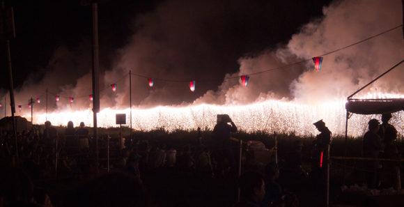 板橋 花火 ナイアガラ