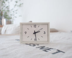 無印良品 ミニ時計