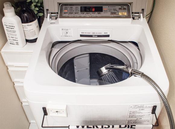 洗濯機 クリーナー