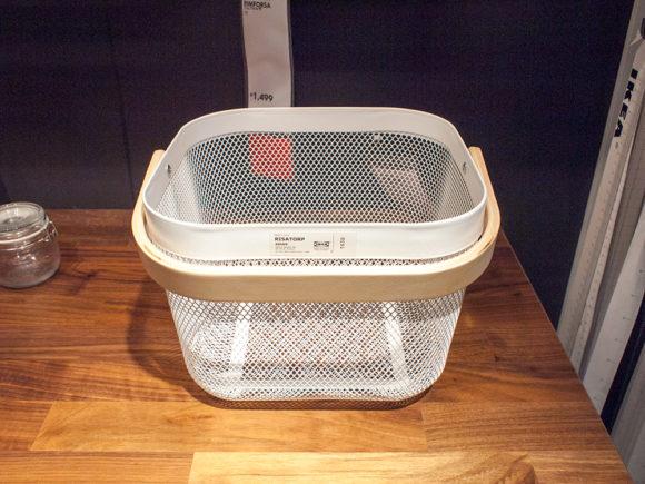 RISATORP バスケット IKEA