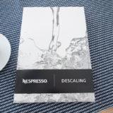 ネスプレッソ 湯垢洗浄剤