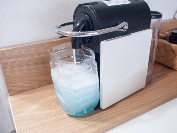 Nespresso 湯垢 掃除