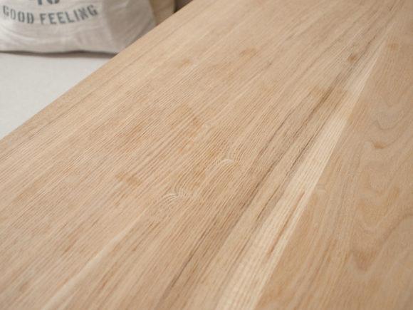 無垢 ダイニングテーブル シミ