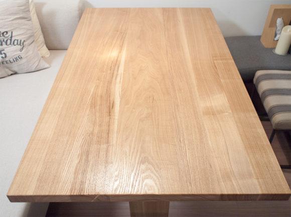 無垢 テーブル メンテナンス