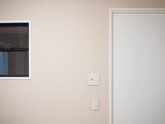 リノベ テレビ 壁付け