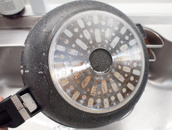 鍋底 焦げ 取り方