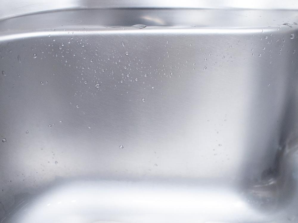 ハイホームの撥水効果