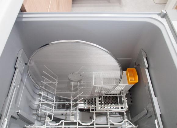 食洗機に入れたところ