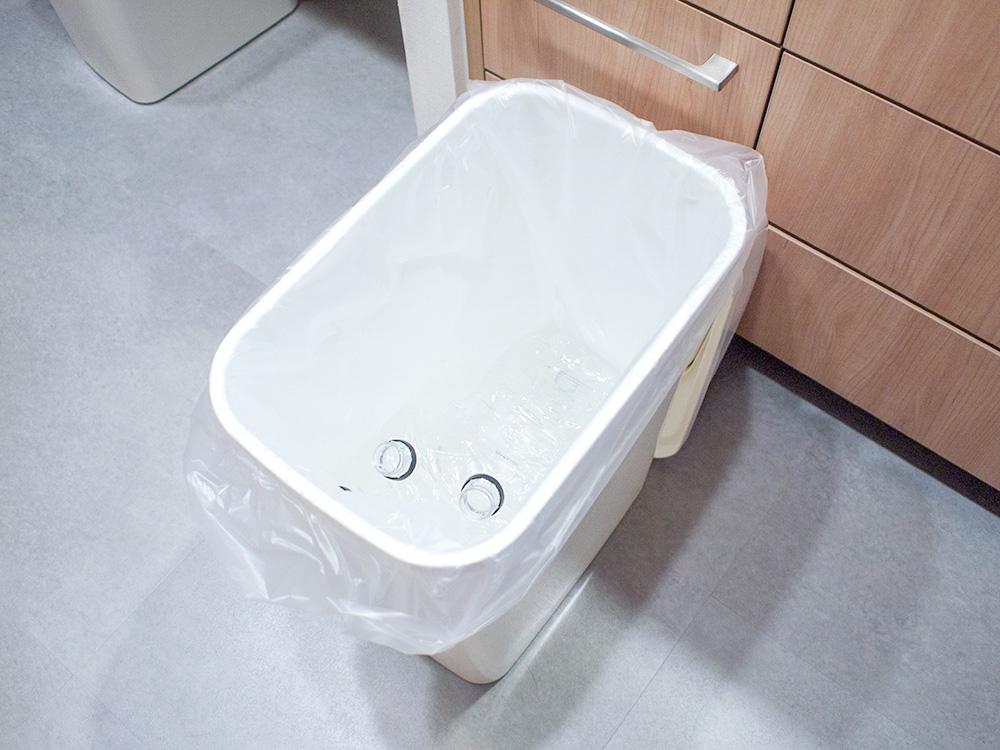 ペットボトル用ゴミ箱