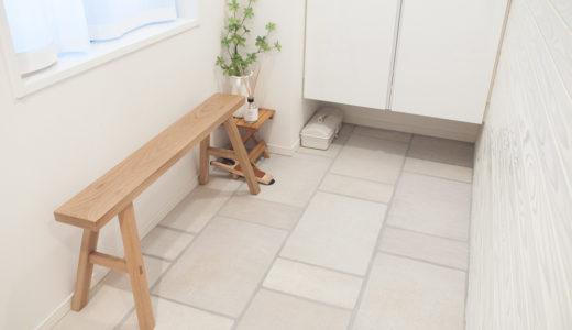 水が流せないマンションの玄関掃除。ウチの場合。