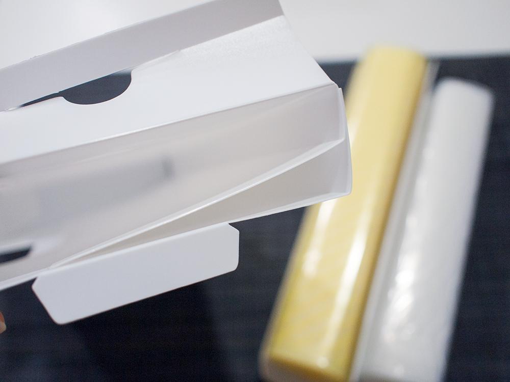 セリアキッチン消耗品収納ケースの仕切り板