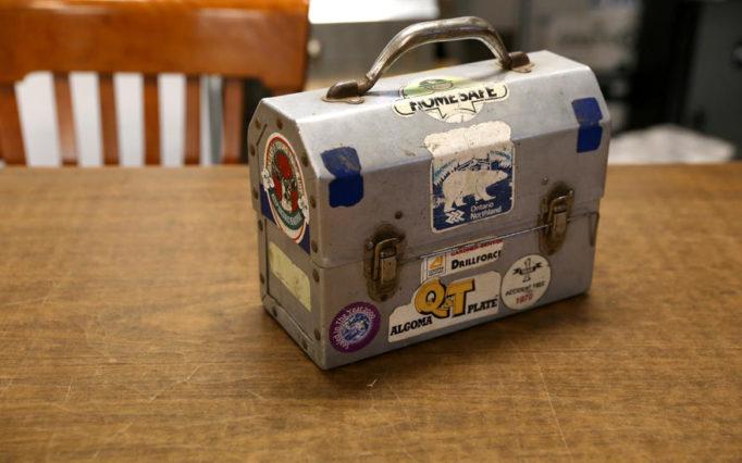 Found muji アメリカの箱イメージ