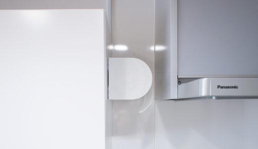 キッチンペーパーホルダーと収納場所を見直し。使いやすい場所はどこだ?