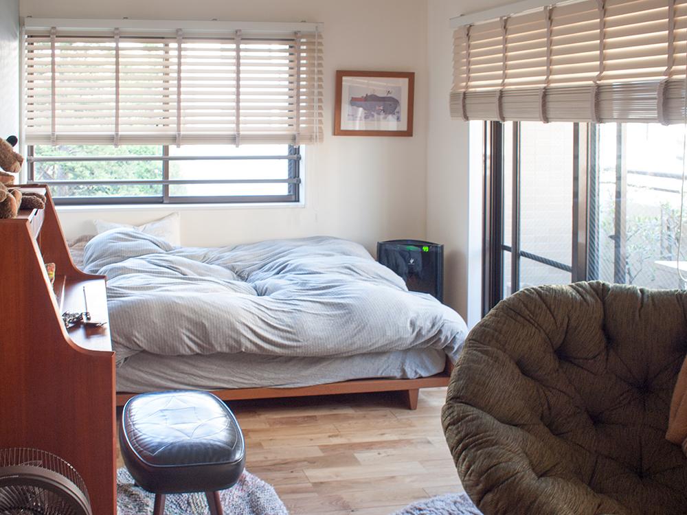 リノベマンションの一室