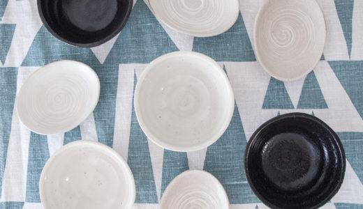 [100均]セリアのシンプルな豆皿と小鉢をヘビロテ中