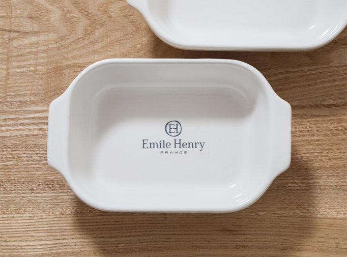 エミール・アンリのグラタン皿