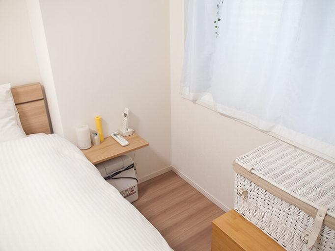 6畳寝室の窓