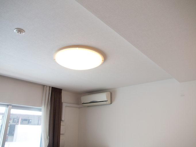 段差のある天井の例