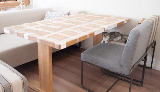 [猫のしつけ]テーブルに上らせない!6つの方法を試した結果。
