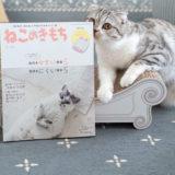 ねこのきもち雑誌と猫