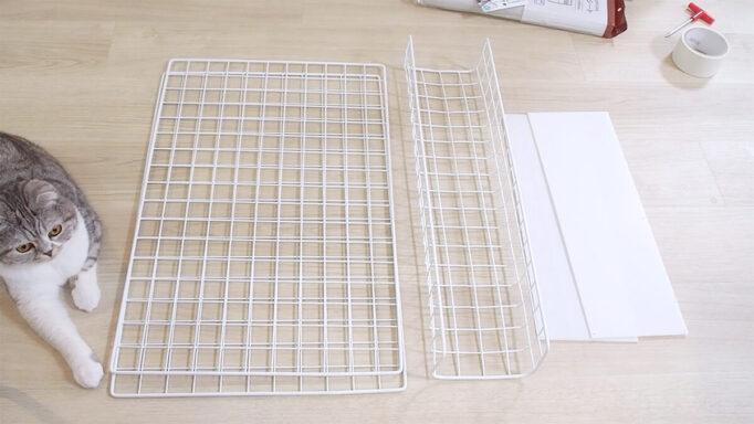 紙袋収納ケースの材料